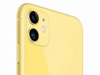Apple iPhone 11, 64 GB, gelb