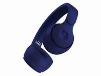 Beats Solo Pro, Wireless On-Ear-Headset, Bluetooth, ANC, dunkelblau