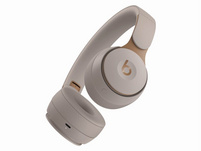 Beats Solo Pro, Wireless On-Ear-Headset, Bluetooth, ANC, grau