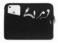 """Artwizz Neopren Sleeve Pro, Schutzhülle für MacBook Pro/Air 13"""", schwarz"""