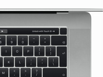 "Apple MacBook Pro 16"", i7 2,6 GHz, 16 GB RAM, 512 GB SSD, silber"