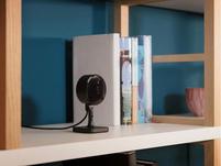 Eve Cam, smarte Sicherheitskamera, für iPad/iPod/iPhone, schwarz
