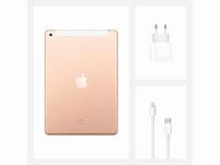 Apple iPad (2020), mit WiFi & Cellular, 32 GB, gold