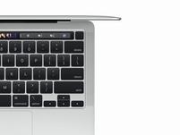 "Apple MacBook Pro 13"" (2020), M1 8-Core CPU, 8 GB RAM, 256 GB SSD, silber"