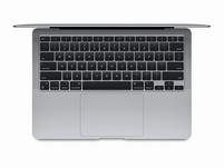 """Apple MacBook Air Ret. 13"""" (2020), M1 8-Core CPU, 16 GB RAM, 512 GB SSD, grau"""