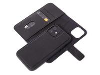 Decoded Detachable Wallet, MagSafe Schutzhülle f. iPhone 12/12 Pro, schwarz