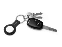 LAUT HUEX TAG, Anhänger mit Schlüsselring für Apple AirTag, schwarz