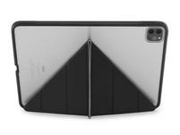 """Pipetto Origami Case, Schutzhülle für iPad Pro 11"""" (2018/19/20/21), schwarz"""