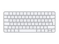 Apple Magic Keyboard, mit Touch ID, deutsch, silber