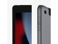 Apple iPad (2021), mit WiFi & Cellular, 64 GB, space grau