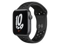 Apple Watch Nike SE, 44 mm, Alu. space grau, Sportarmband anthr./schwarz