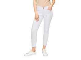 Slim Fit: Verkürzte Slim leg-Hose - Jeans