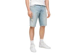 Regular Fit: Bermuda aus Jeans - Bermuda