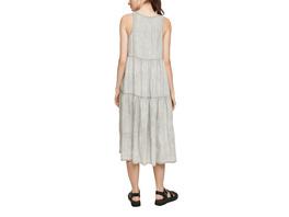 Stufenkleid aus Lyocell - Light Denim-Kleid