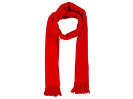 Schal - Silky Red