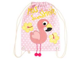 Kinder Tasche - Pink Flamingo