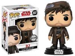 Star Wars Episode VIII - POP! Vinyl-Figur DJ