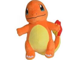 Pokémon - Plüschfigur Glumanda