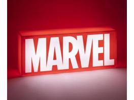 Marvel - Lampe Logo (rot)