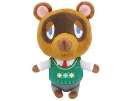 Animal Crossing - Plüschfigur Tom Nook