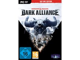 Dungeons & Dragons Dark Alliance Day One Edition