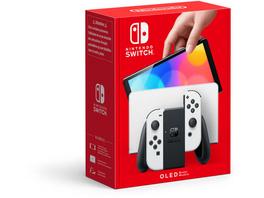 Nintendo Switch OLED Model weiß
