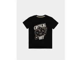Dungeons & Dragons - T-Shirt - Critical Hit Größe - S