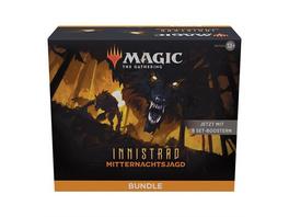 Magic the Gathering: Innistrad Mitternachtsjagd Bundle