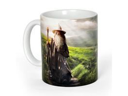 Der Hobbit - Gandalf im Auenland Tasse