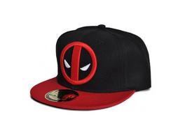 Deadpool - Logo Snapback Cap