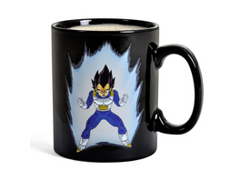 Dragon Ball - Vegeta Thermoeffekt Tasse