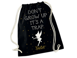 Tinkerbell - Dont Grow Up Sportbag