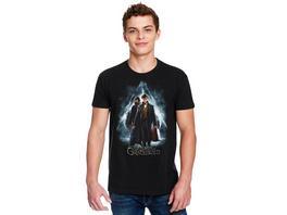 Grindelwalds Verbrechen Poster T-Shirt - Phantastische Tierwesen