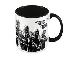 Star Wars - Knights of Ren Tasse schwarz-weiß