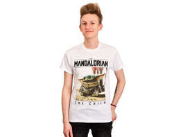 The Child T-Shirt weiß - Star Wars The Mandalorian