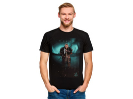 Assassins Creed - Eivor Valhalla T-Shirt schwarz