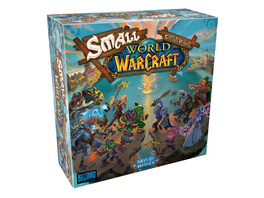 Small World of Warcraft - Kampf um Azeroth Brettspiel