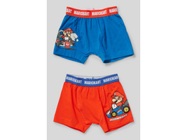 Mario Kart - Boxershorts - 2er Pack