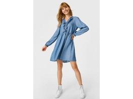 A-Linien Kleid - Tencel™