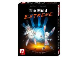 The Mind Extreme, Deduktionspiel, Kartenspiel, Familienspiel