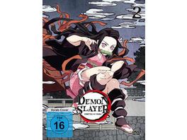 Demon Slayer - Staffel 1 - Vol.2  [2 DVDs]