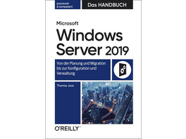 Microsoft Windows Server 2019 – Das Handbuch
