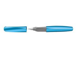 Pelikan Füller Twist Frosted Blue Feder M, Rechts- und Linkshänder