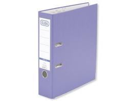 Ordner Elbasmart 8cm violett