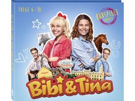 Bibi & Tina - Die Hörspiele zur Serie - Staffel 1,  Folge 6 - 10