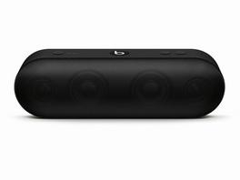 Beats Pill+, mobiler Lautsprecher, Bluetooth, schwarz