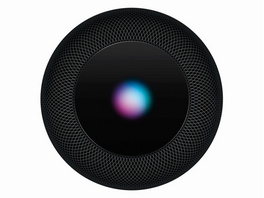 Apple HomePod, Lautsprecher, space grau