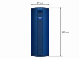 Ultimate Ears MEGABOOM 3, mobiler Lautsprecher, Bluetooth, blau