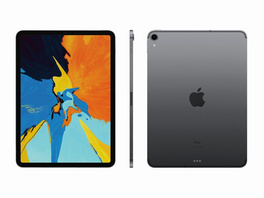 "Apple iPad Pro 11"", mit WiFi & Cellular, 64 GB, space grau"