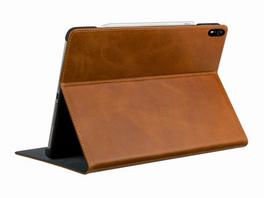 """dbramante1928 Copenhagen, Leder-Schutzhülle für iPad Pro 11"""", Tan, braun"""